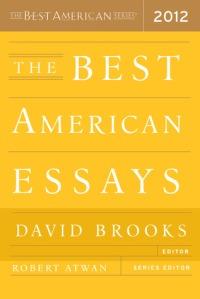 best essays 2012